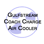 Gulfstream Coach Charge Air Cooler