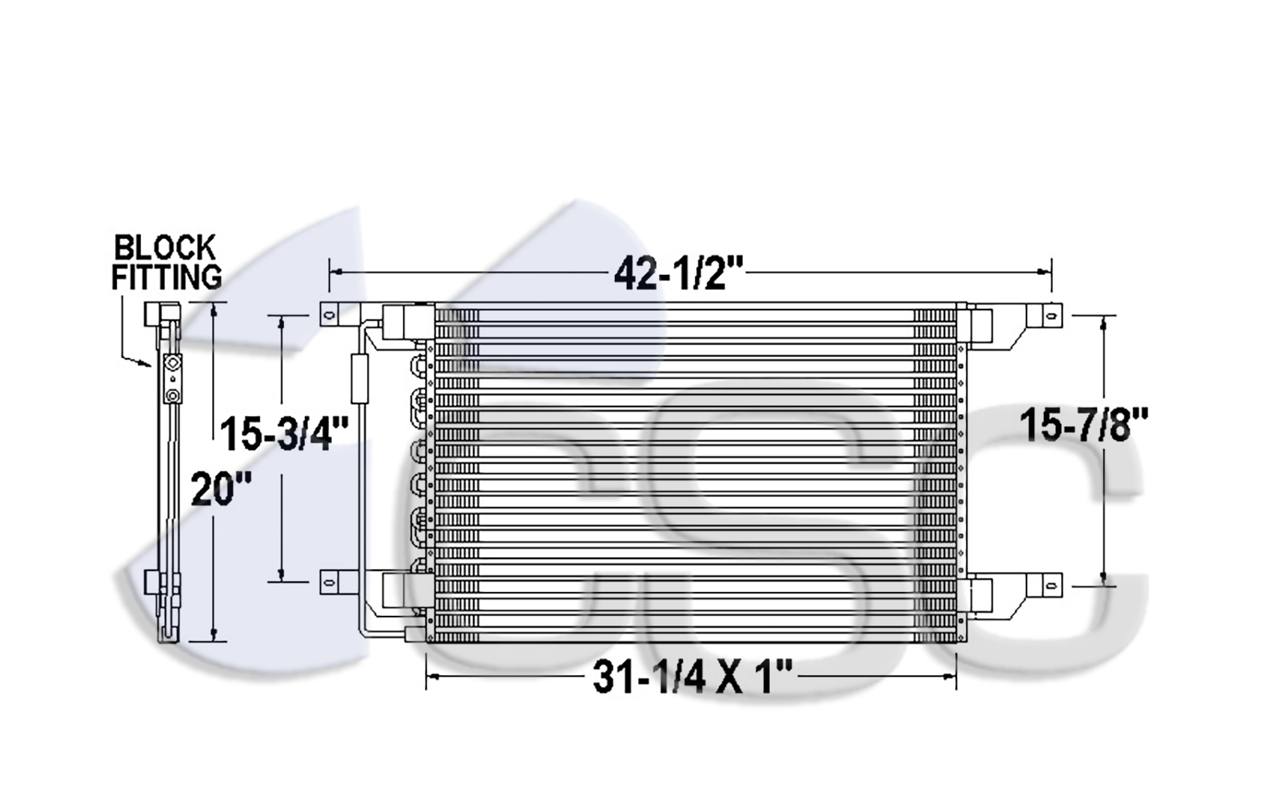 Freightliner - Condensers - Truck Products on