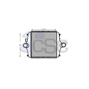 Ford Charge Air Cooler 611CA26C2