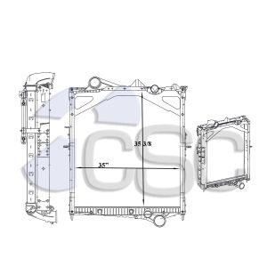 Volvo / Mack  Module 637MD040