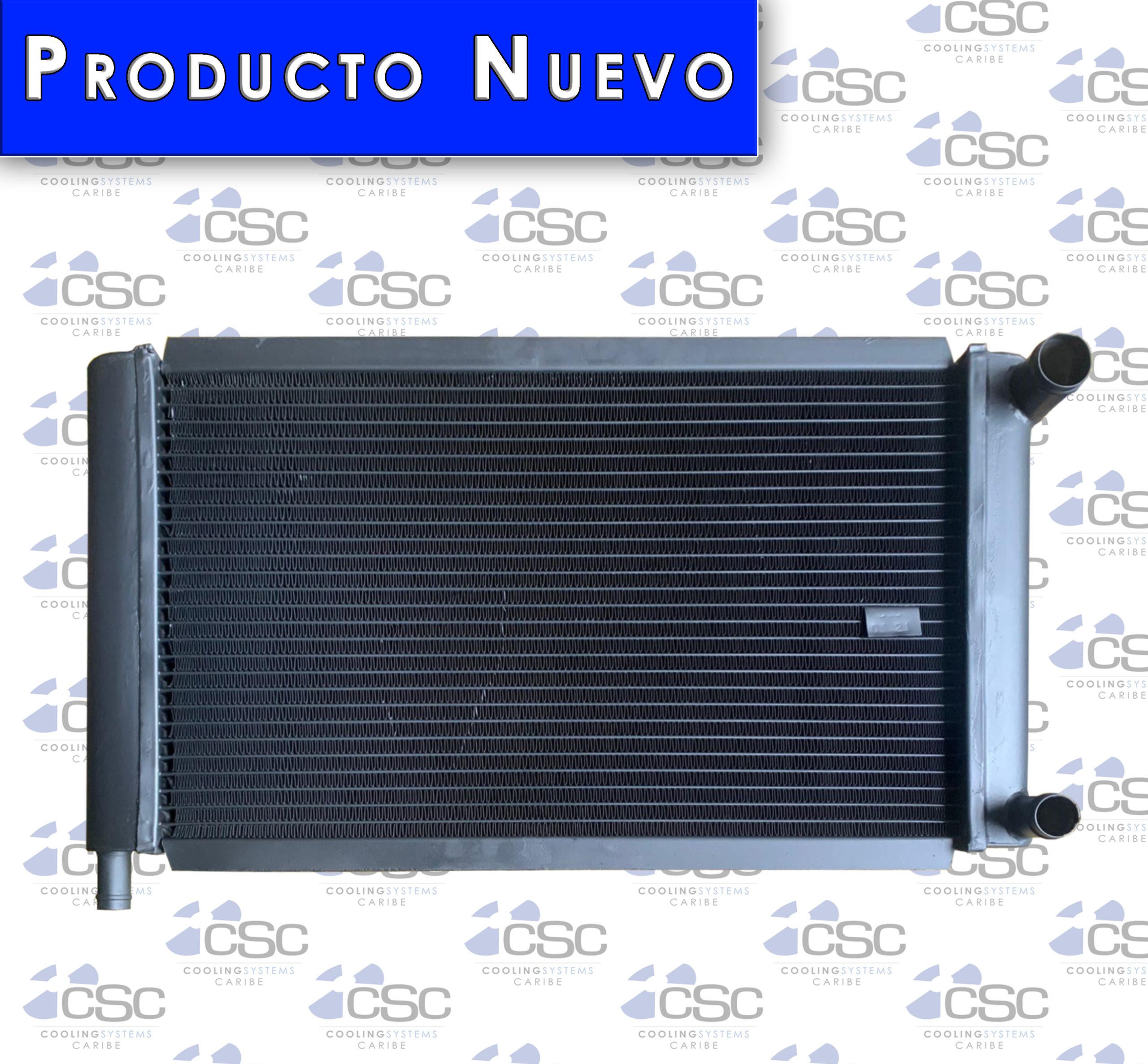 Nuevo Radiador 403RA210 para Generador Cummins / Onan